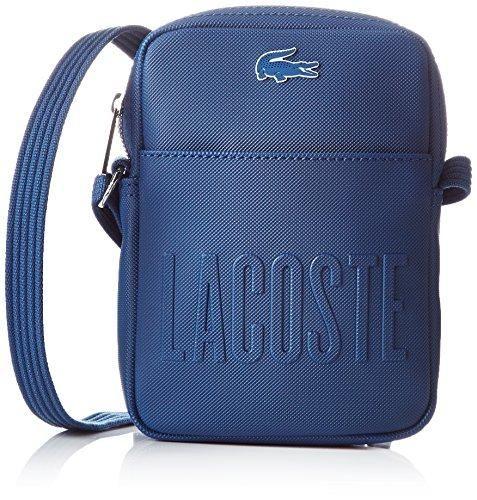 Oferta: 99.18€. Comprar Ofertas de Lacoste NH2002MS, Bolso Bandolera para Hombre, Azul Marino (Dark Blue), 14.5 x 6 x 25 cm barato. ¡Mira las ofertas!