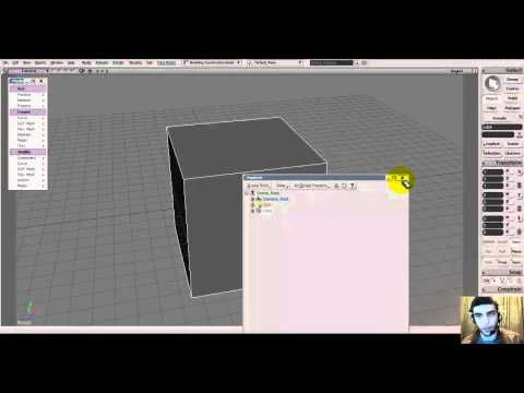 Softimage Tutorial: Interface Customization for Modelling - YouTube