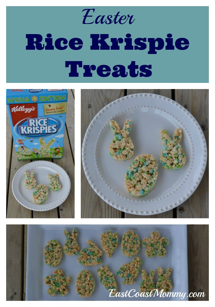 A simple Easter treat that is perfect for baking with kids.