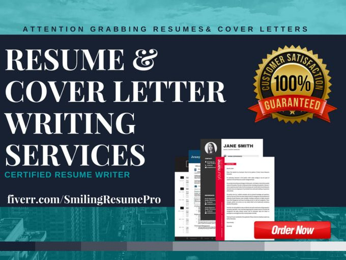 Provide Executive Or Professional Resume Writing Service