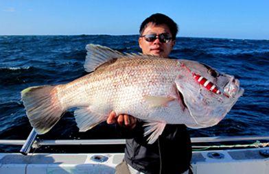 Murchison Personalised Fishing Charters, call 9937 1104 to book, www.kalbarri.org.au