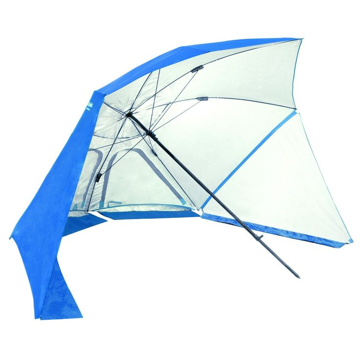 EasyGo BrellaTM -The Ultimate 2 in 1 Umbrella Shelter - Works as a Sport or Beach Canopy Tent - Opens in 5 Seconds!!! 100% Satisfaction Guaranteed -- Continue to the product at the image link.