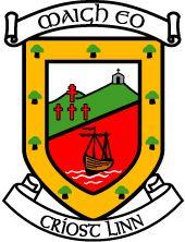 Mayo GAA county crest