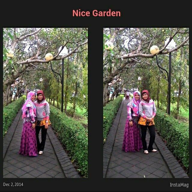 Nice morning Nice garden  #bersyukurmenikmatihidup