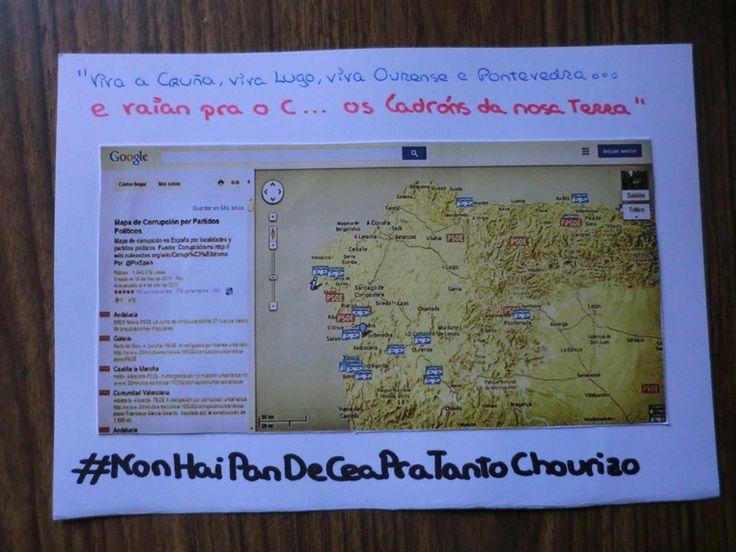 Andrea Valeiras #NonHaiPanDeCeaPraTantoChourizo