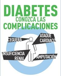 ¿Conoces los riesgos de padecer de Diabetes?