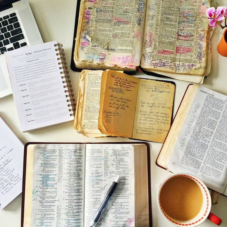 A Well-Marked Bible: Trophy or Treasure? — Life Lived Beautifully - humility of heart