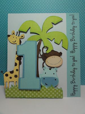 "The Cricut Bug: ""What's Your Age"" My Craft Spot Challenge"