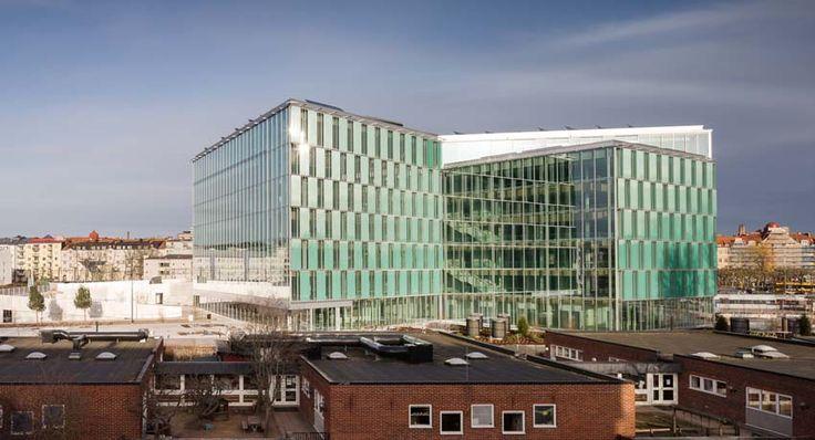 Nyt Stadshus i Lund