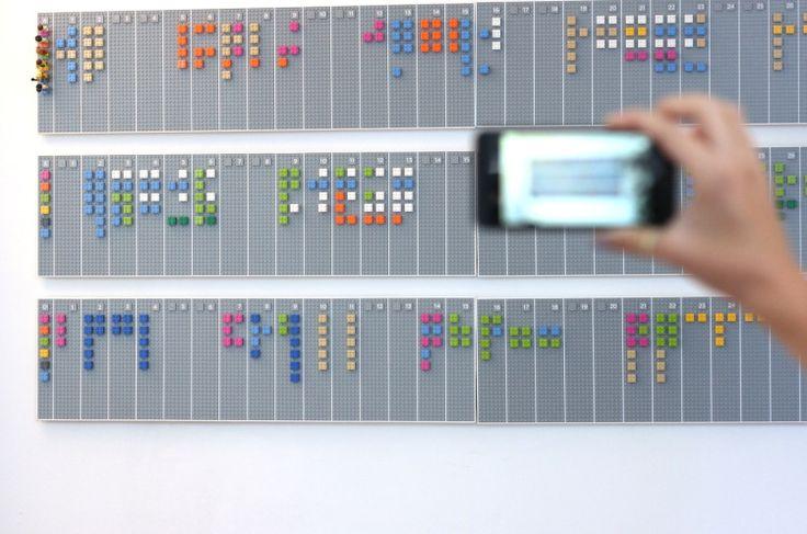 LEGO Calendar to Sync with iCal and Google via ChurchMag http://churchm.ag/lego-calendar-sync-ical-google/