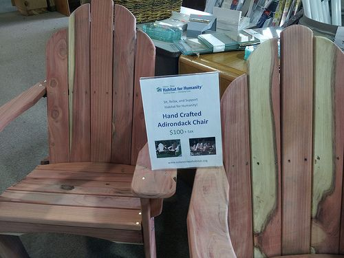 These are a few of our favorite things donated to the ReStore in Fairfield.  You never know what you'll find at the Solano Napa Habitat For Humanity ReStore.
