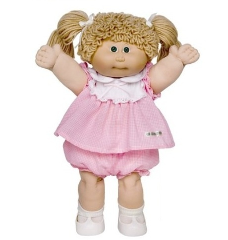 vintage repro Cabbage Patch Kid