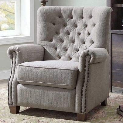 Best Recliners For Small Spaces Bedroom Chairs For Adults Gray 400 x 300