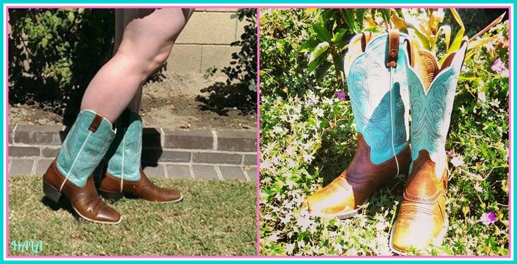 Summertime fun with Cowgirl boots and Dresses! #CountryOutfitter #CowgirlBoots #Boots #CowboyBoots #Dresses #Fashion