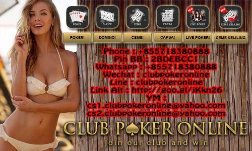 http://clubpokeronline.org/dewa-poker-dunia-judi-uang-asli-indonesia/  Apa yang dimaksud dengan istilah Dewa Poker dunia judi uang asli Indonesia ? Mari bahas pengertian istilah Dewa di dunia Poker, Domino QQ, dan Capsa Susun.  Dewa Poker Dunia Judi Uang Asli Indonesia, Dewa poker online uang asli,  cara menjadi dewa poker online, game judi poker online indonesia, club poker online indonesia, game judi qq poker online,