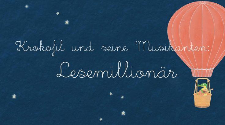 Krokofil und seine Musikanten - Lesemillionär | Musik ...