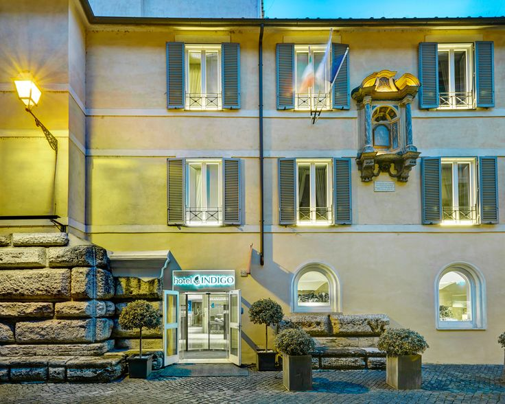 Find Lowest Rates At Hotel Indigo Rome St