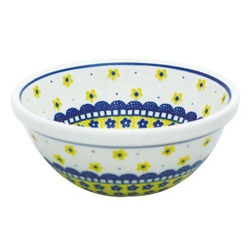 ポーランド食器、Ceramika Artystyczna(ツェラミカ アルティスティッチナ)の、シリアルボウル No.240朝はグラノーラ、昼は丼もの、夜はたっぷりサラダを入れてなんでも使えちゃうシリアルボウル。野菜たっぷりなスープにも使えちゃう。ちょっとおしゃれな丼ものを作ってみましょう。