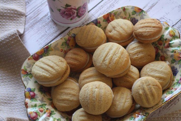 Lemon Kiss Biscuits