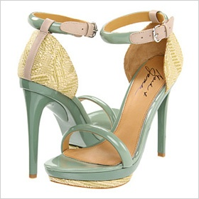 Mark and James Ritchie Heel: Green Shoes, Cute Shoes, Green Wedding Shoes, Style, Dress, James D'Arcy, Clothing Jewelry Shoes, High Heels, Shoes Shoes Shoes