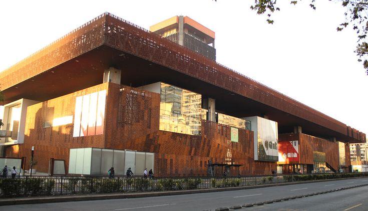 Hitos Urbanos de Santiago, Centro Cultural Gabriela Mistral – Especial de Emol.com