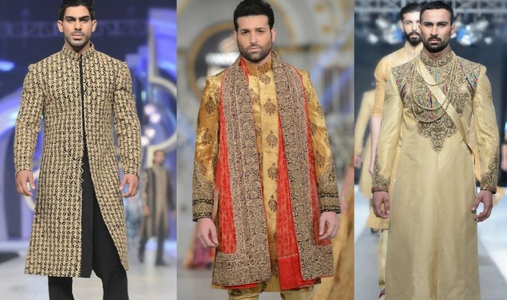 Latest Men Wedding Dresses Collection 2015-2016 by HSY | StylesGap.com