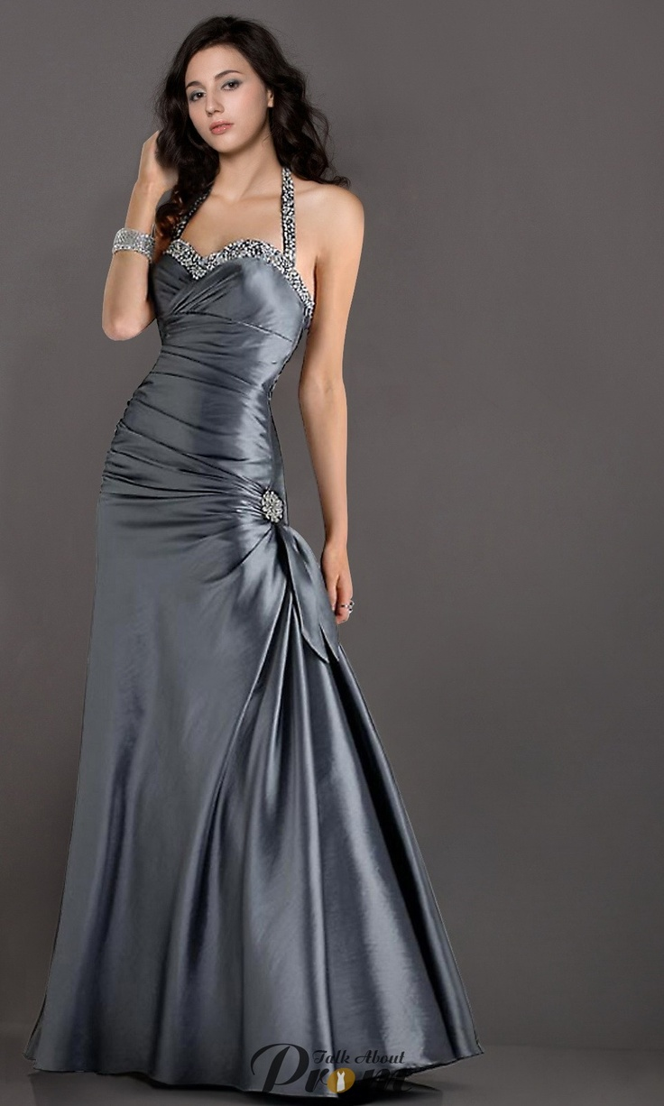Pink And Gray Prom Dresses | ... -2013 Silver and Grey Prom Dresses - Mermaid, Cocktail and Ball Gowns