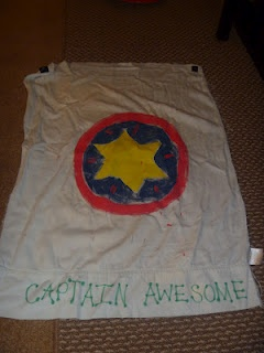 Super Hero Week for special needs preschoolers by Erika from The Other Lion at PreK + K Sharing