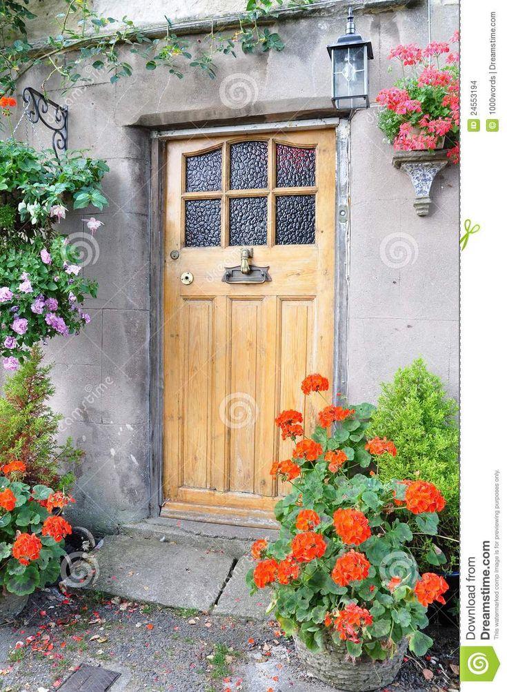 23 Best Images About Front Doors On Pinterest Cottages