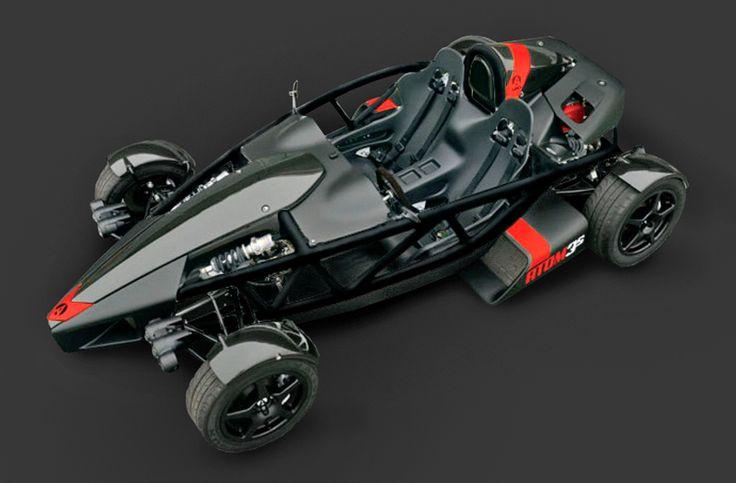 Ariel Atom 3S Turbo
