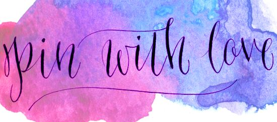 Pin with love - Share the love  Image from melissaesplin.com