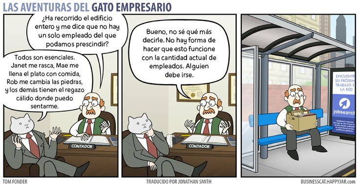 Business Cat - Números