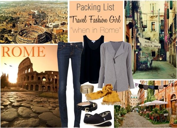 Stephanie Perkins!! we will need this for July!!! Hey Ladies!!!! What to Wear in Rome: Italy Packing List and Travel Outfit Guide