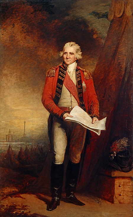 Sir Ralph Abercromby, 1734 - 1801. General | Paintings ...