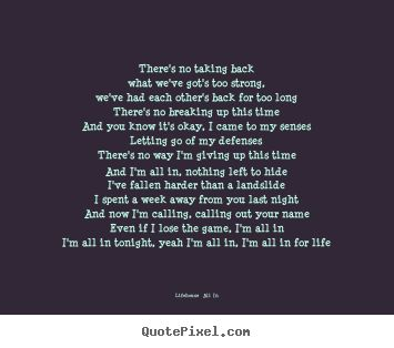 Lyrics to from where you are by lifehouse