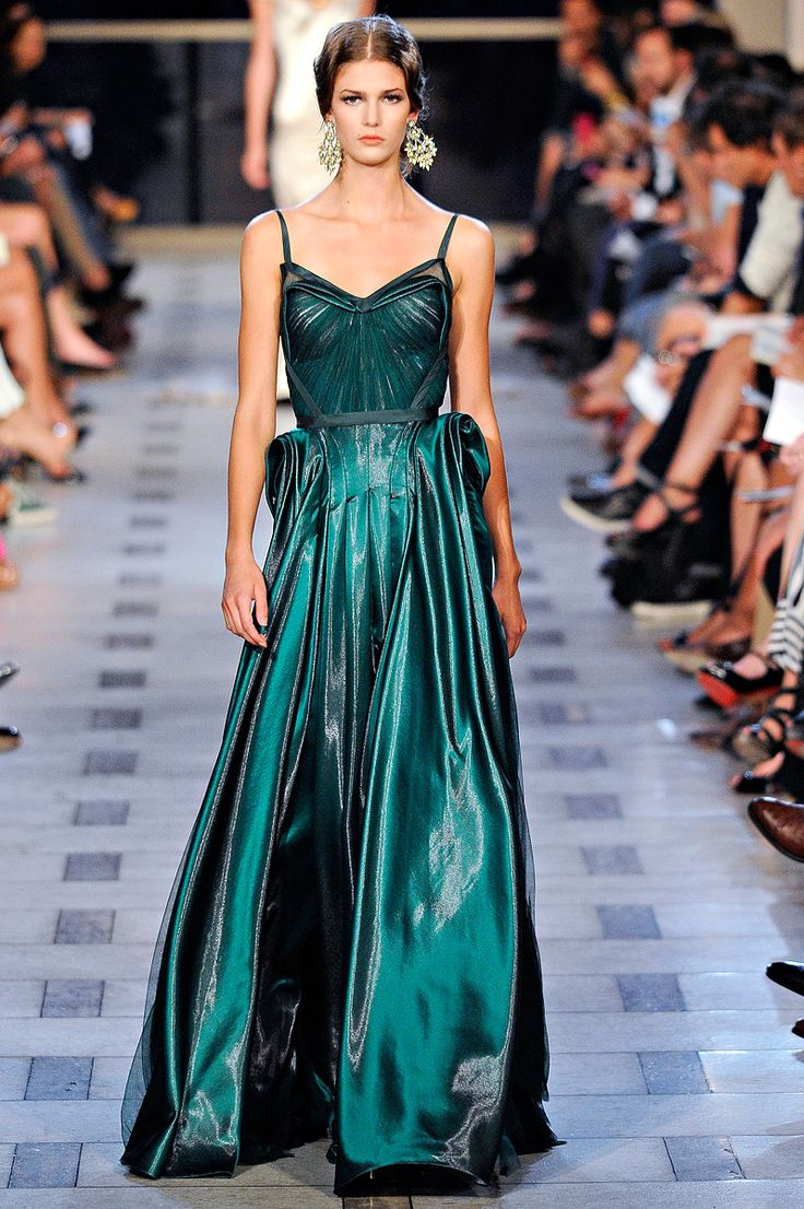 Zac Posen Spring 2012 Runway - I want to pin (and own) the entire collection. Sigh...