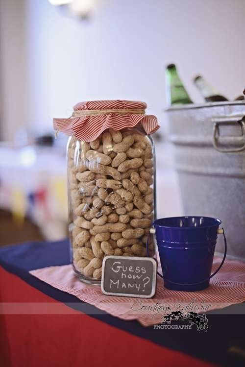 Do you have a little peanut on the way? Inspired by ourLittle Peanutbaby shower collection, we've decided to share a few of our favorite ideas for hosting a