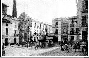Córdoba A la izquierda San Pablo