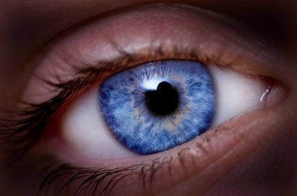 Blue eyes have their hue because of a single genetic mutation that occurred fewer than 10,000 years ago in one individual and swept rapidly through the European population.