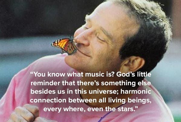 Robin Williams Quotes On Life | 15 Wonderful Robin Williams Quotes on Life | Tales of Tinker