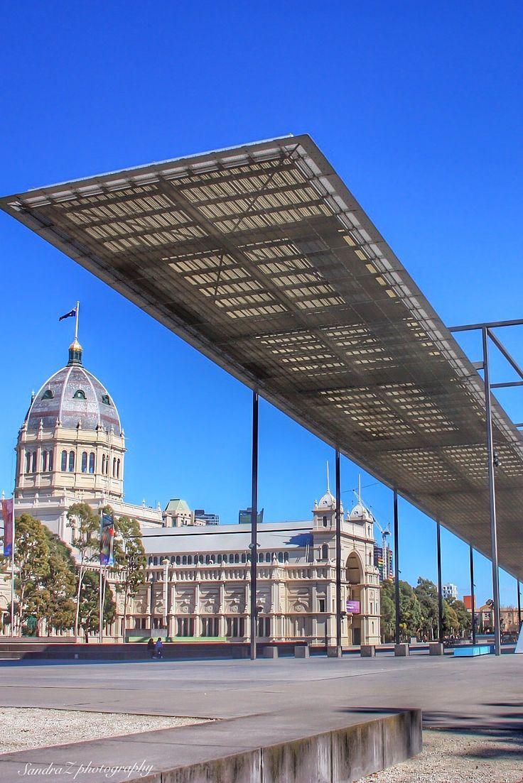 Melbourne Exhibition Building -SandraZ
