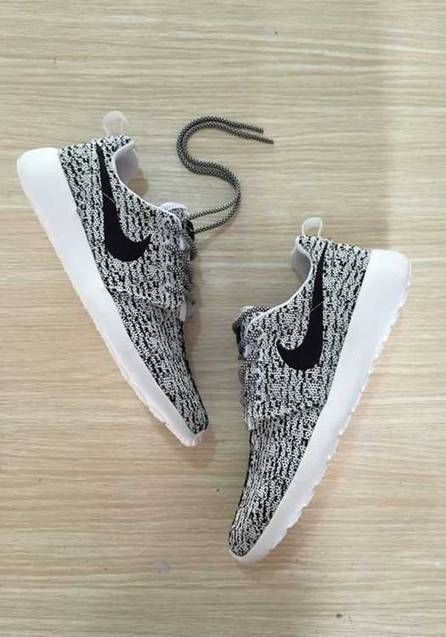 NIKE Roshe Run One x Yeezy 350 Boost Women Men Shoes [Adidasultraboost-012] - $52.99 : | nikeshoes | Scoop.it
