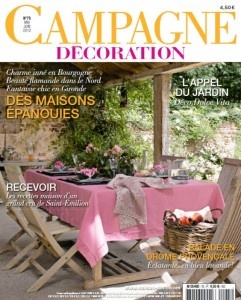 1000 images about best home magazines on pinterest gardens new york and shades of blue - Home decoration campagne ...