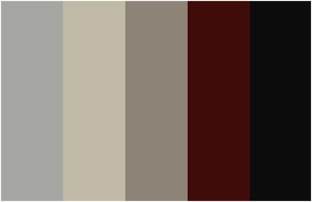 17 mejores ideas sobre couleur grege en pinterest octodon colcha para anil - Couleur grege et taupe ...