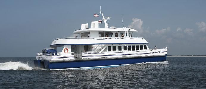 Bald Head Island Ferry can't wait!