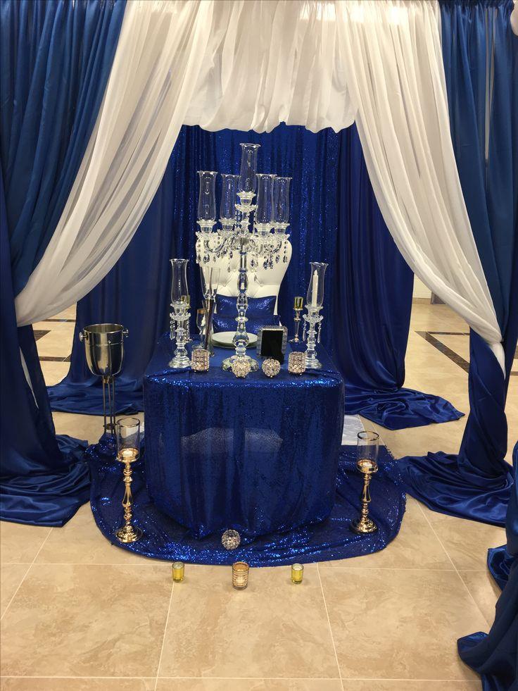 Wedding setting Decor by Triszans
