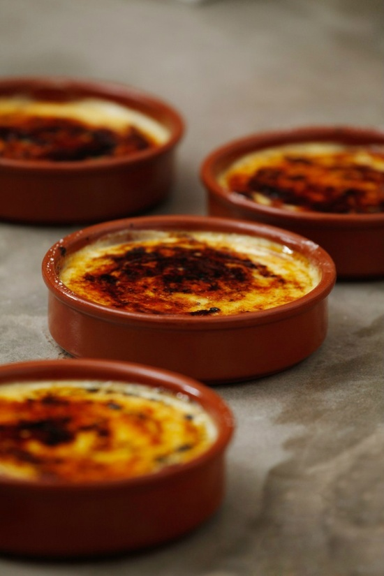 Crema Catalana - Dessert - Yummyyy!!