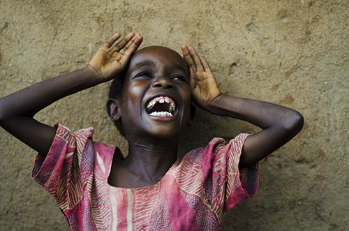 laughter in Malawi