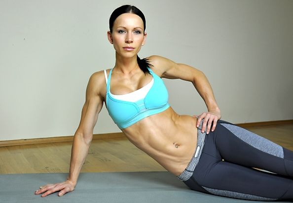 Medal of Honour Abs Workout: 15 minutes, interval strength core/ab training