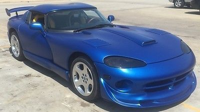 cool 1999 Dodge Viper - For Sale View more at http://shipperscentral.com/wp/product/1999-dodge-viper-for-sale/